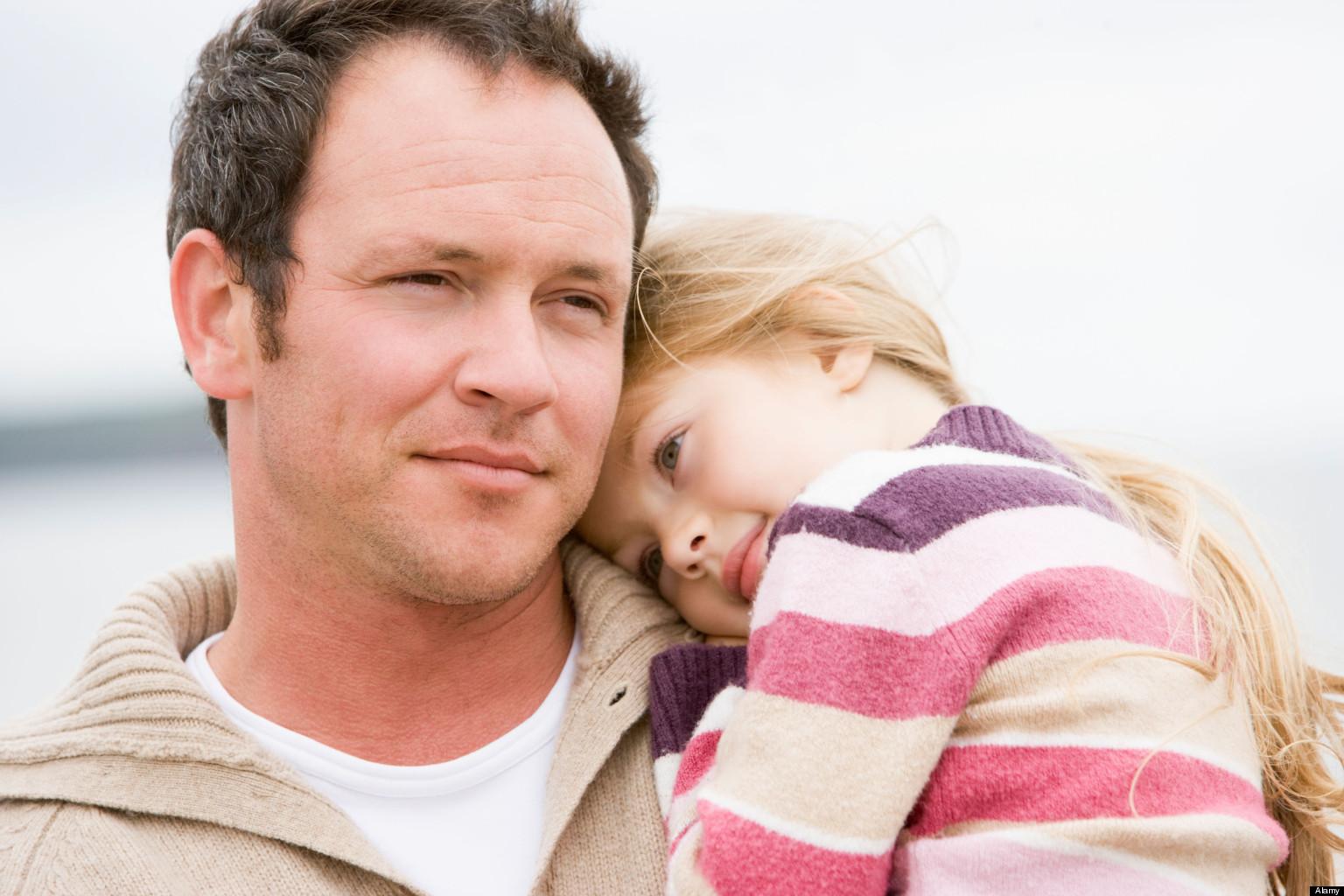 Фото с папой и ребенком